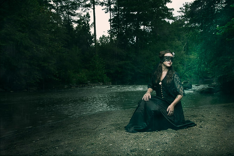 Personal Work, Gothic, Woodstock, Atlanta Portrait Photography, Atlanta Portrait Photographer